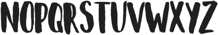 Hubster Caps otf (400) Font UPPERCASE