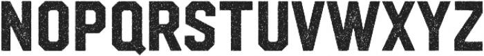 Hudson NY Press otf (400) Font UPPERCASE