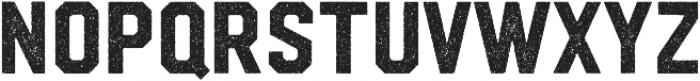 Hudson NY Press otf (400) Font LOWERCASE