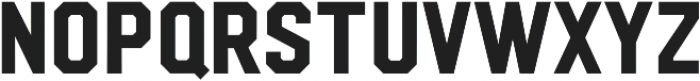 Hudson NY Regular otf (400) Font UPPERCASE