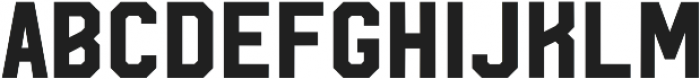 Hudson NY Regular otf (400) Font LOWERCASE