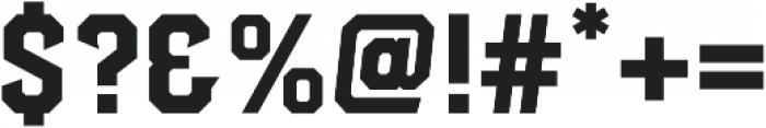 Hudson NY Serif otf (400) Font OTHER CHARS