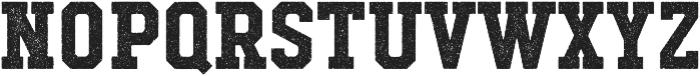 Hudson NY Slab Press otf (400) Font UPPERCASE