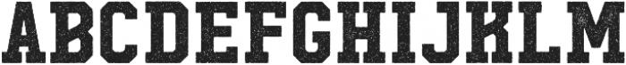 Hudson NY Slab Press otf (400) Font LOWERCASE