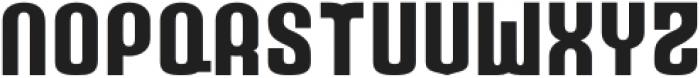 Hulf Regular otf (400) Font LOWERCASE