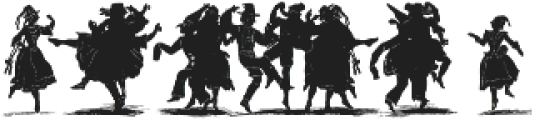 Human Silhouettes ttf (400) Font OTHER CHARS