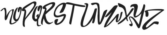 Humblle otf (400) Font UPPERCASE