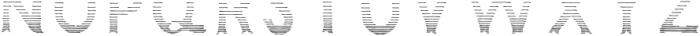 Humoresque 6 Woodcut ttf (400) Font LOWERCASE