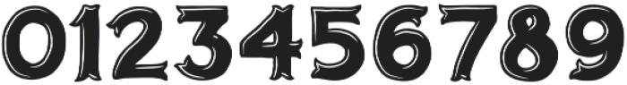 Humoresque B Engraved otf (400) Font OTHER CHARS