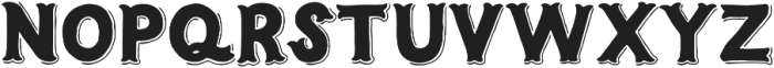 Humoresque LineShadow otf (400) Font LOWERCASE