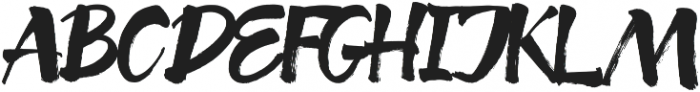 Humus otf (400) Font UPPERCASE