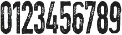 HungryChalk 1 otf (400) Font OTHER CHARS