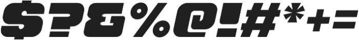 Hunk otf (400) Font OTHER CHARS