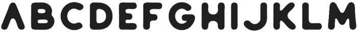 Huntsman Sans Serif Bold otf (700) Font LOWERCASE