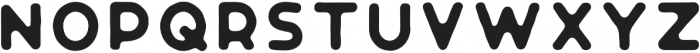 Huntsman Sans Serif Medium otf (500) Font UPPERCASE