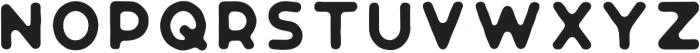 Huntsman Sans Serif Medium ttf (500) Font UPPERCASE
