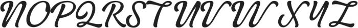 Hurley 1967 Script Alt otf (400) Font UPPERCASE