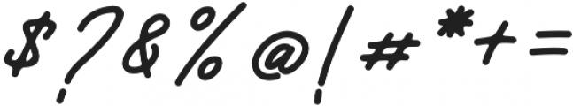 Huskey otf (400) Font OTHER CHARS
