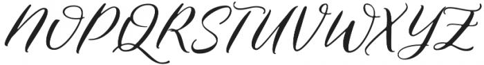 Husna  otf (400) Font UPPERCASE