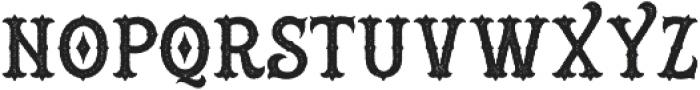 Hustlers Rough otf (400) Font LOWERCASE