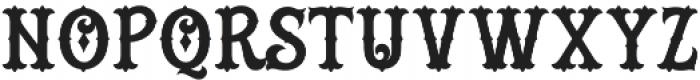 Hustlers otf (400) Font UPPERCASE