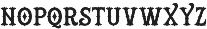 Hustlers otf (400) Font LOWERCASE
