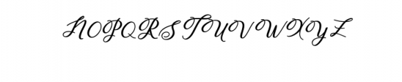 Humilde bold.ttf Font UPPERCASE