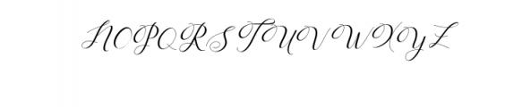 Humilde regular.ttf Font UPPERCASE