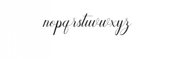 Humilde regular.ttf Font LOWERCASE