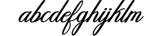 Humilde Script 1 Font LOWERCASE