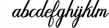 Humilde Script 2 Font LOWERCASE