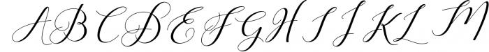 Humilde Script 3 Font UPPERCASE