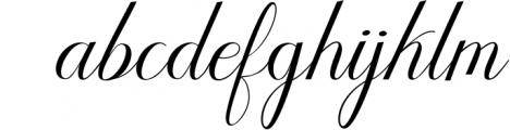 Humilde Script 3 Font LOWERCASE
