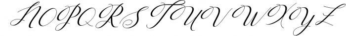Humilde Script Font UPPERCASE