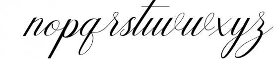 Humilde Script Font LOWERCASE