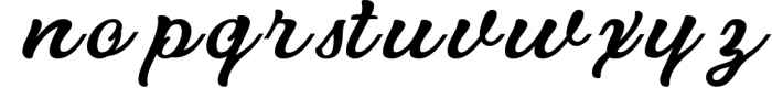Hurley 1967 Family 4 Font LOWERCASE