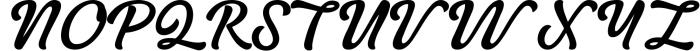 Hurley 1967 Family 5 Font UPPERCASE