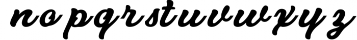 Hurley 1967 Family 5 Font LOWERCASE