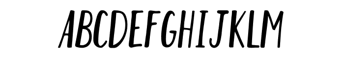 HUMBLE Font UPPERCASE