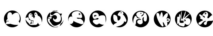 HuMunKuli Font OTHER CHARS