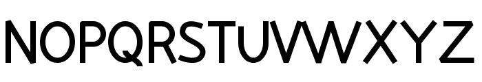 Huelic Bold Font UPPERCASE