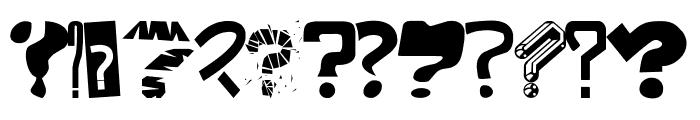 Huh? JL Font LOWERCASE