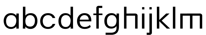 Hula Font LOWERCASE