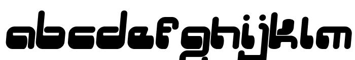 Hungrumlaut Font LOWERCASE