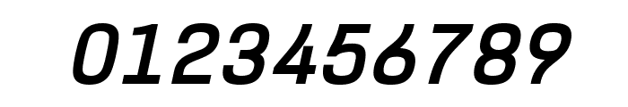 Hurufo & Numero Bold Italic Italic Font OTHER CHARS