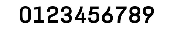 Hurufo & Numero Bold Font OTHER CHARS