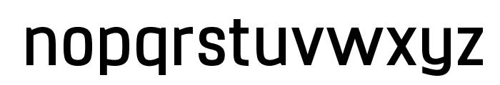 Hurufo & Numero Bold Font LOWERCASE