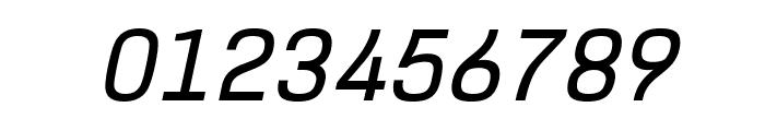 Hurufo & Numero Italic Italic Font OTHER CHARS
