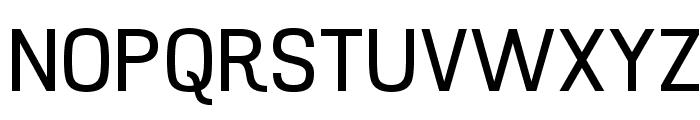 Hurufo & Numero Font UPPERCASE