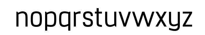 Hurufo & Numero Font LOWERCASE